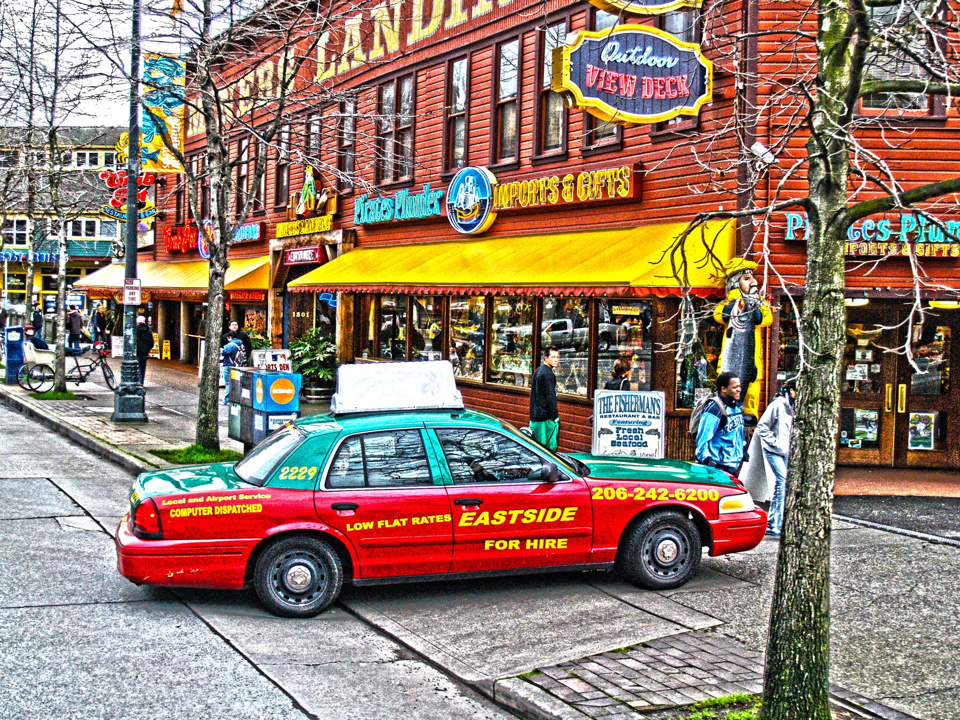 MR. CAB DRIVER (SEATTLE. EE.UU)